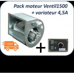 pack moteur + variateur
