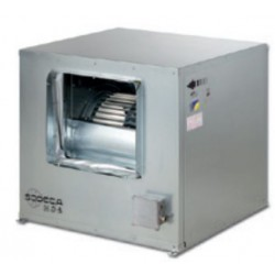 Caisson compact insonorisé 3450 m3/h F400/10 230v