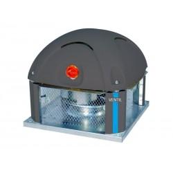 Tourelle Ventil T40-TRI 3600 m3/h 400°/2h