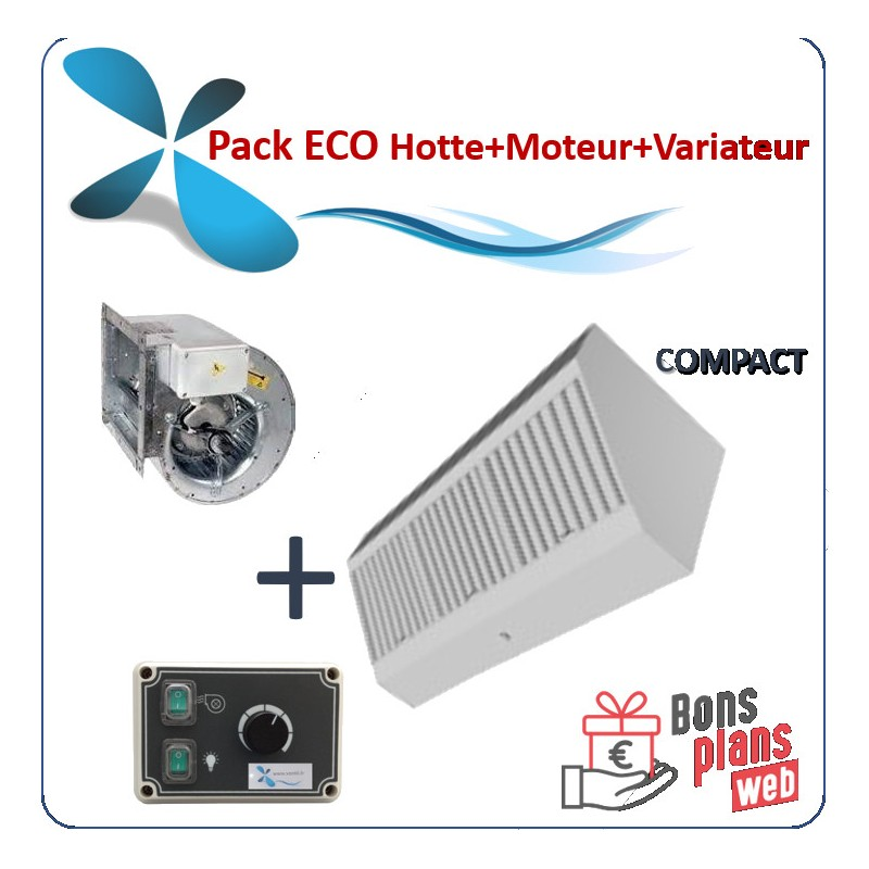 Pack éco compact