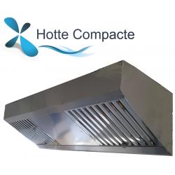 Hotte compacte